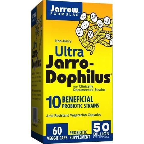 Jarrow - Ultra Jarro-Dophilus - 60 kapsułek