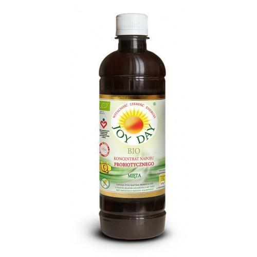 Joy Day - BIO Koncentrat Napoju Probiotycznego - 500 ml