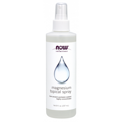 NOW - Magnesium Tropical Spray - 237 ml