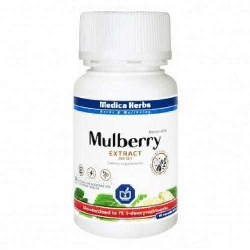 Medica Herbs - Mulberry - 60 kapsułek