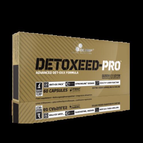 Olimp - Detoxeed-PRO - 60 kapsułek