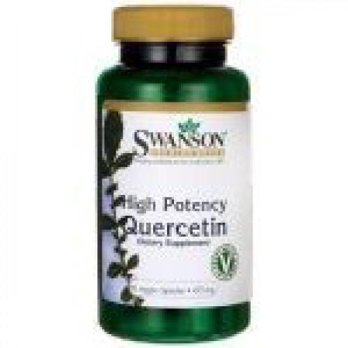Swanson - High Potency Quercetin - 60 kapsułek