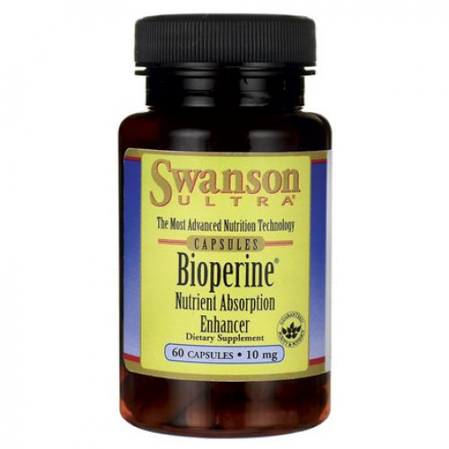 Swanson - Bioperine - 60 kapsułek