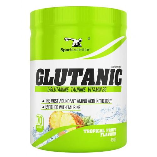 Sport Definition - Glutanic - 490g