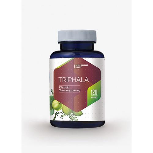 Hepatica - Triphala - 120 kapsułek