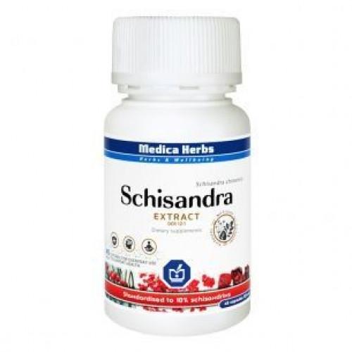 Medica Herbs - Schisandra - 45 kapsułek