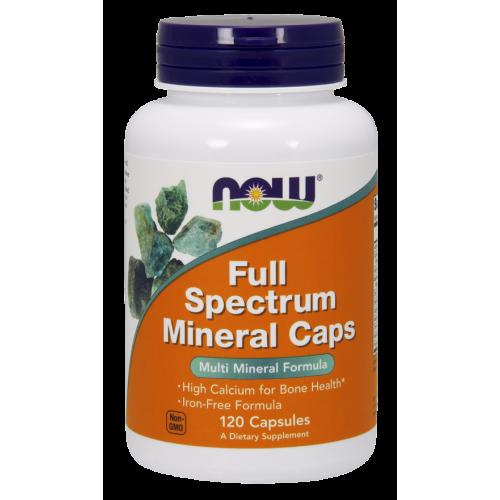 NOW - Full Spectrum Mineral Caps - 120 kapsułek
