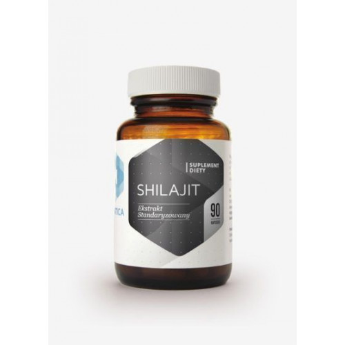 Hepatica - Shilajit - 90 kapsułek