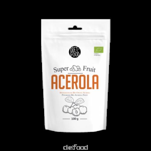 Diet-food - Acerola BIO - 100g