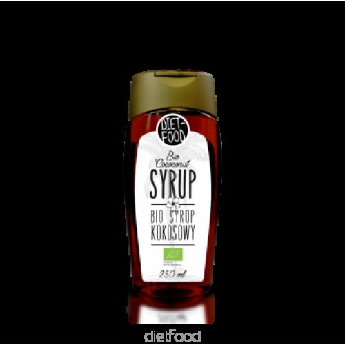 Diet-food - Syrop Kokosowy BIO - 250 ml