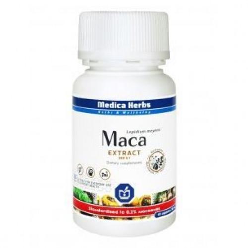 Medica Herbs - Maca Extract - 60 kapsułek
