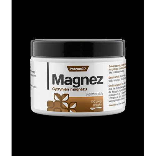 PharmoVit - Cytrynian Magnezu - 250 g