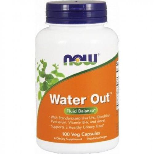 NOW - Water Out - 100 kapsułek