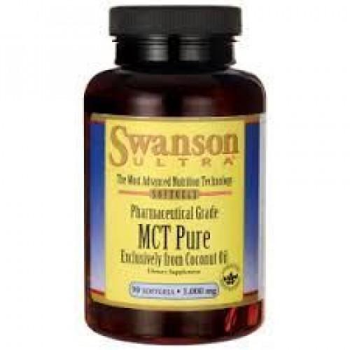 Swanson - MCT Pure - 90 kapsułek