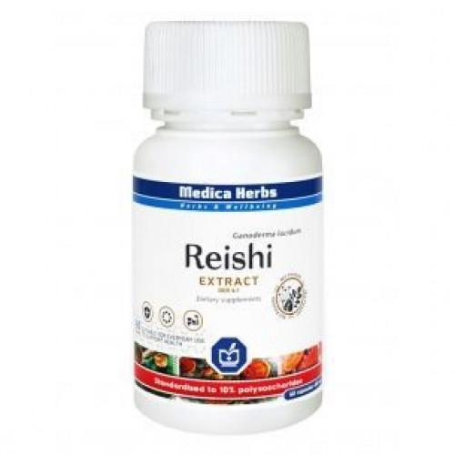 Medica Herbs - Reishi - 60 kapsułek