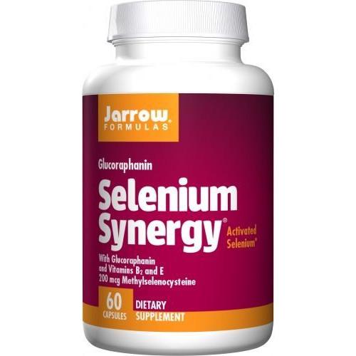 Jarrow - Selenium Synergy - 60 kapsułek
