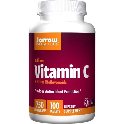 Jarrow - Vitamin C (Buffered) 750 mg - 100 tabletek