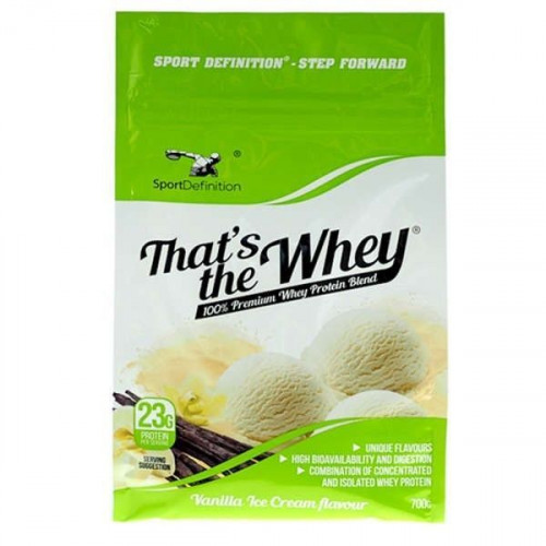 Sport Definition - That's the Whey - 700g