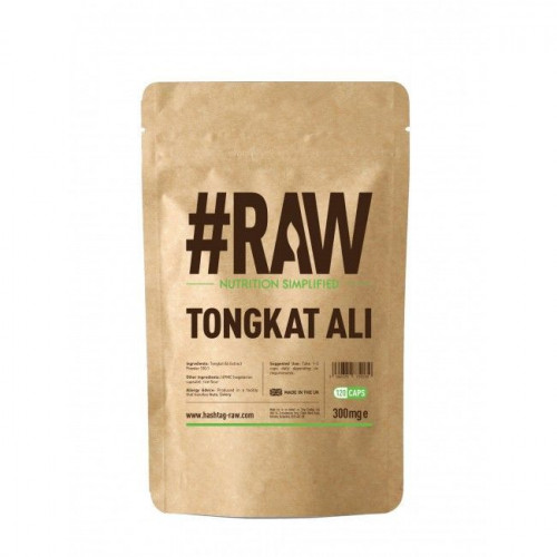 #RAW - Tongkat Ali 300 mg - 120 kapsułek